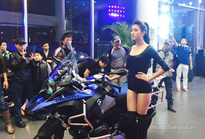 BMW Motorrad Việt Nam chính thức khai trương Showroom tại
