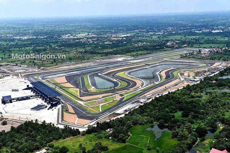 Trường đua Chang International Circuit