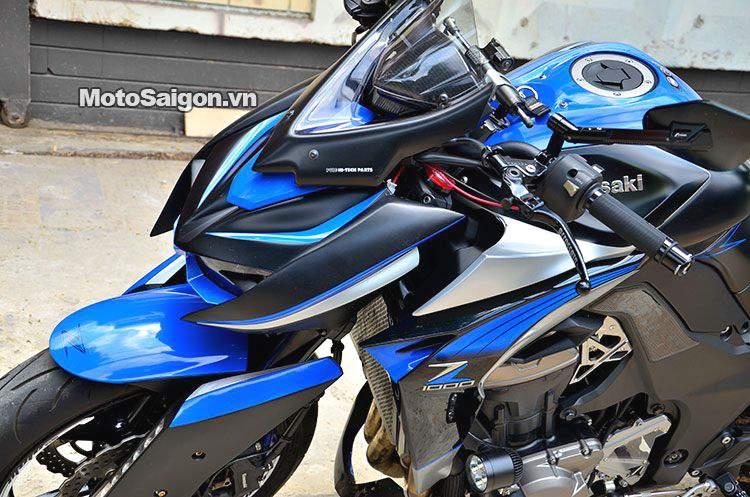Kawasaki Z1000 2020