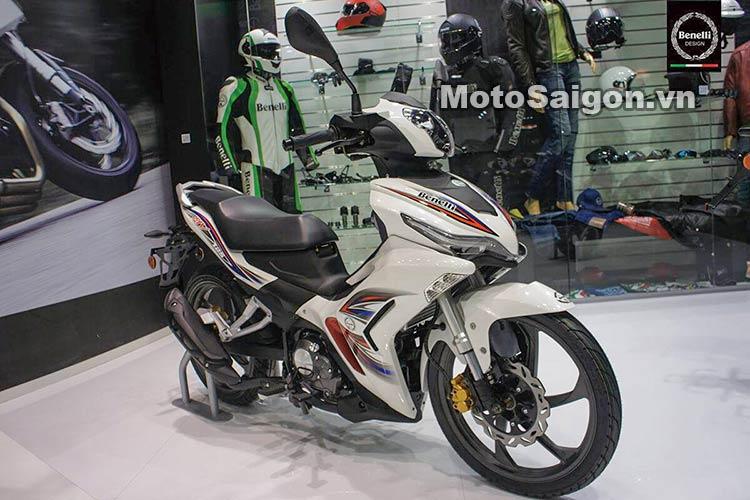 Benelli xe tay côn underbone 125cc 150cc