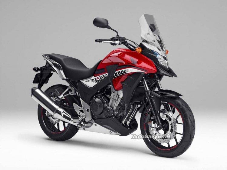 Đánh giá Honda CB500X 2018