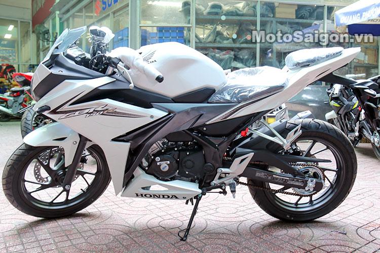 Honda CBR150i 2016 mẫu mới nhất