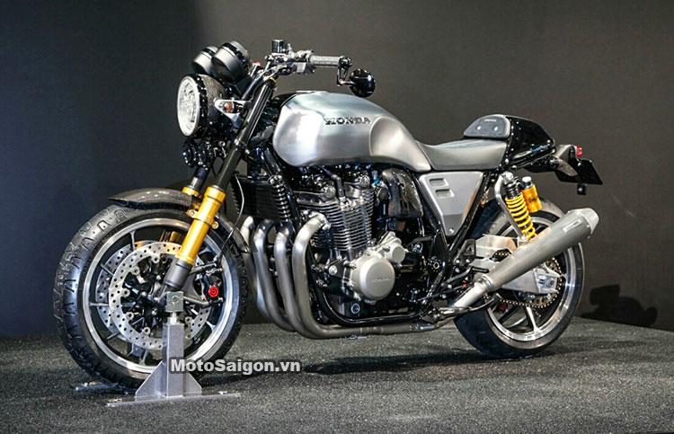 Phiên bản độ cực kỳ ấn tượng của Honda CB1100