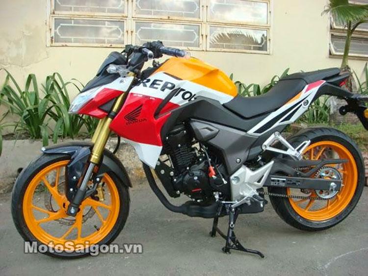 Honda CB190R Repsol 2016