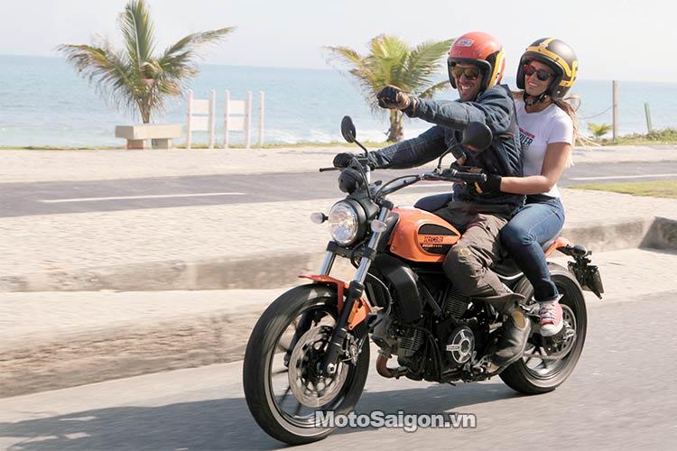 Ducati Scrambler Sixty Vietnam