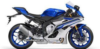 Yamaha R6 2017
