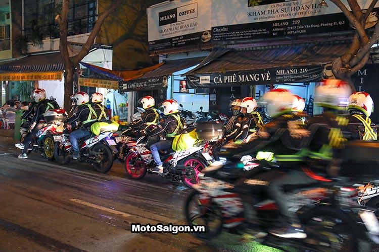 20 chiếc Exciter đi xuyên Việt đầy thử thách