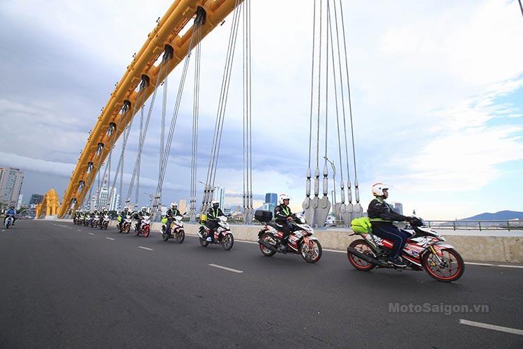 20 Exciter đi xuyên Việt