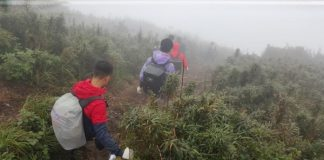 phượt thủ người Anh bị tử nạn ở Phan Xi Păng, Fansipan