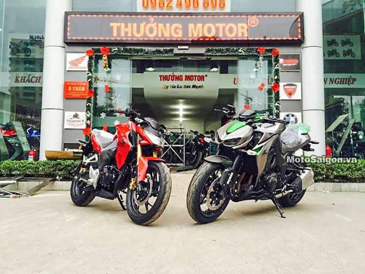 Honda CB190R 2016 giá bán 88,88 triệu đồng