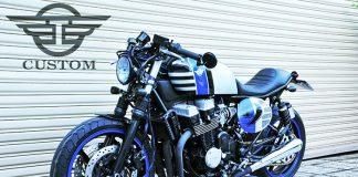 Honda CB750 độ Cafe Racer của xưởng TCustom