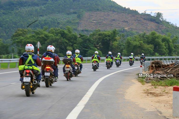 exciter 150 135 20 chiếc xuyên Việt