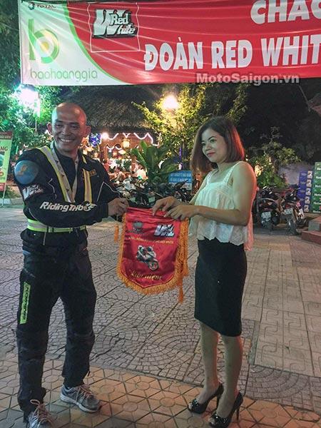 Exciter đi xuyên Việt thử thách