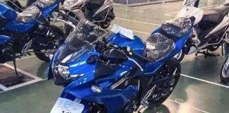Gixxer 250 - 300 (Suzuki GSX-R250 & GSX-R300) 2016 2017