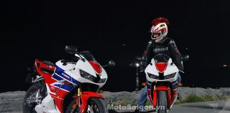 Honda CBR600RR 2016 HRC