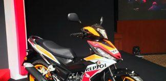 Honda Winner 150 Repsol 2017
