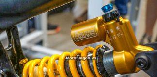Phuộc Ohlins cho xe moto pkl - MotoSaigon