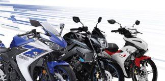 Lái thử các mẫu xe tay côn xe moto của Yamaha