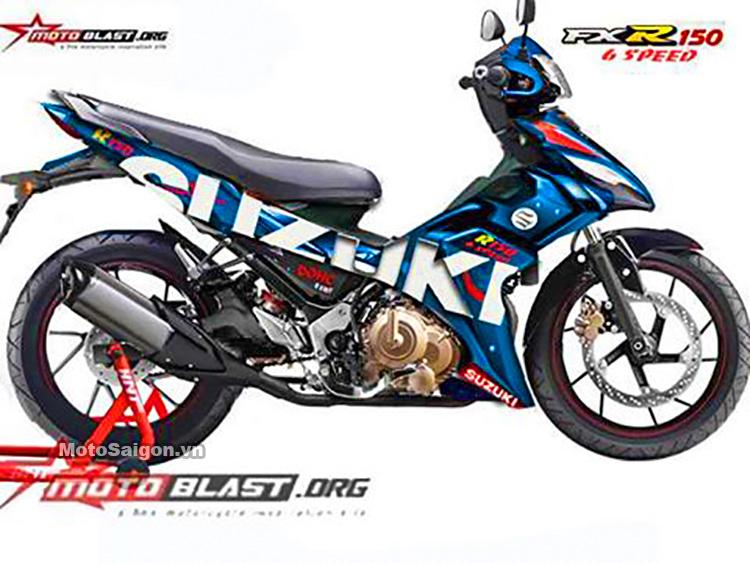 Suzuki FXR150 2021