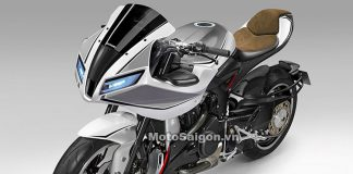 Suzuki Recursion moto sport-bike mới 600cc