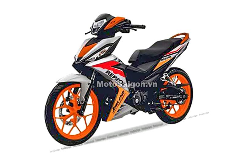 Winner 150 Repsol concept