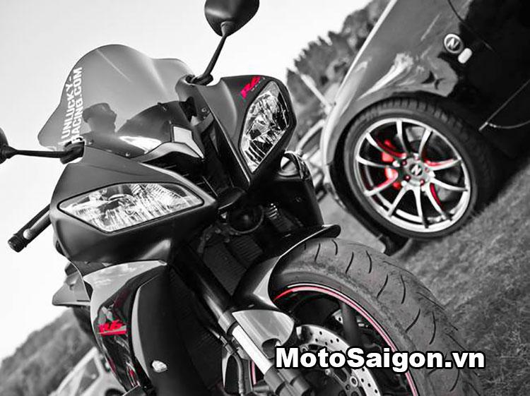 Yamaha R6 Thiên Thần hay Ác Quỷ?