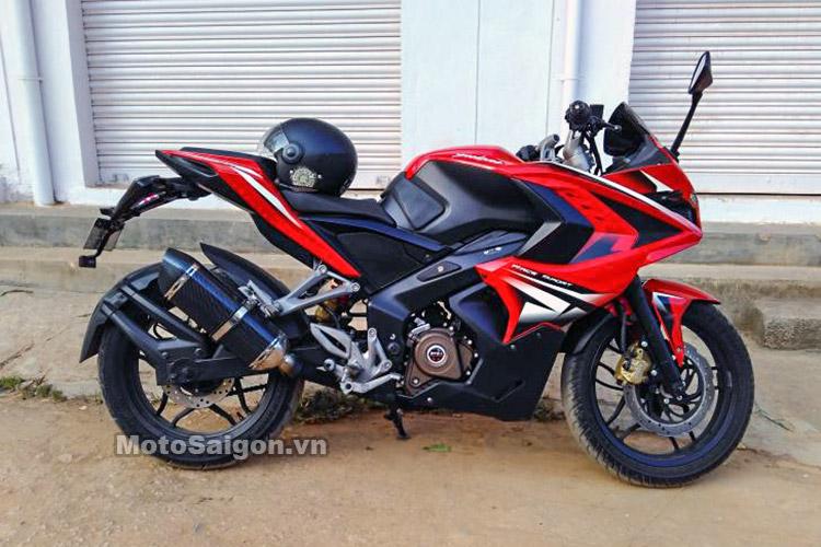 RS200 màu đỏ