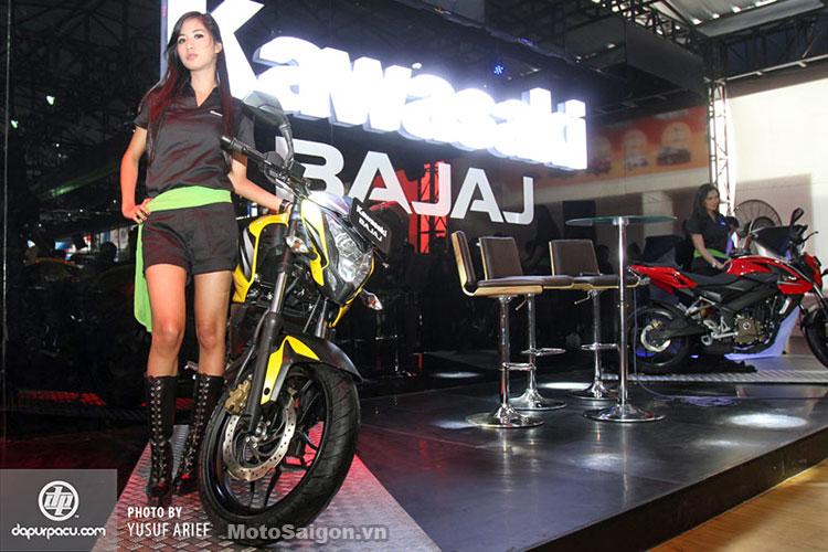 Kawasaki Bajaj Pulsar 200NS
