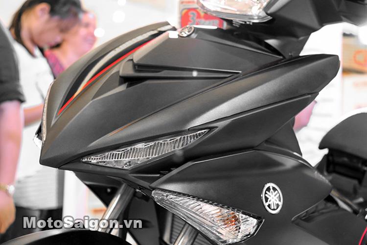 Exciter 150 đen Nhám Mờ Mới Hình ảnh Thưc Tế Motosaigon