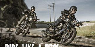Khoá huấn luyện kỹ năng lái xe Harley