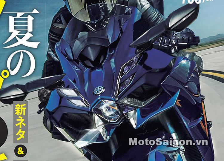 Ninja H2 GT 2017 của Kawasaki
