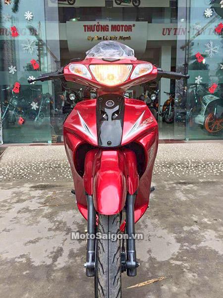 Yamaha Z125 YaZ 2016 đủ 3 màu Xanh Đỏ Đen