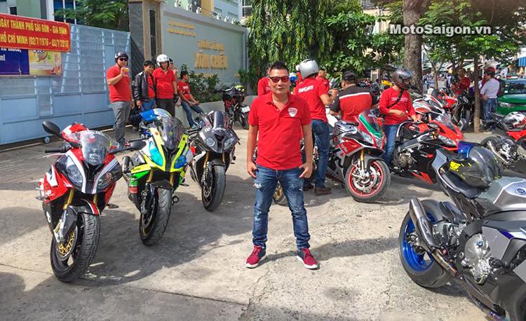 Ngắm D 224 N Quot C 225 Mập Quot Bmw S1000rr Rước D 226 U Của Ducati Club