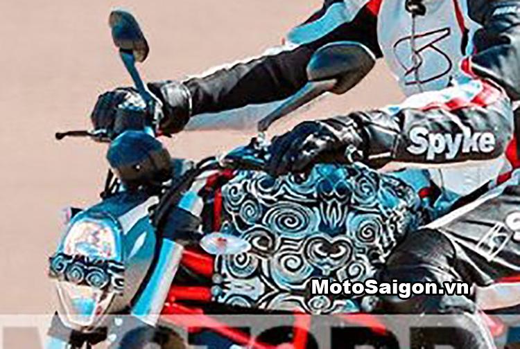 Ducati Monster 939 có nhiều chi tiết tương tự Monster 821
