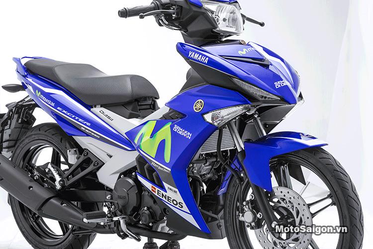 Exciter 150 Movistar 2017 mới
