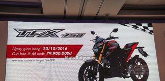 Giá Yamaha TFX 150