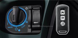 Hướng dẫn sử dụng khoá thông minh Smart Key của Honda