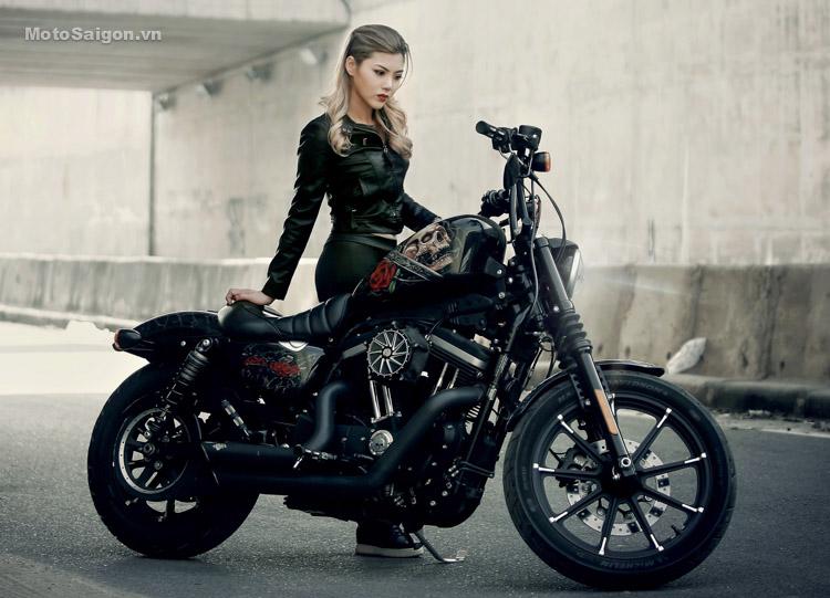 nguoi-dep-anh-thu-harley-iron-883-motosaigon-1