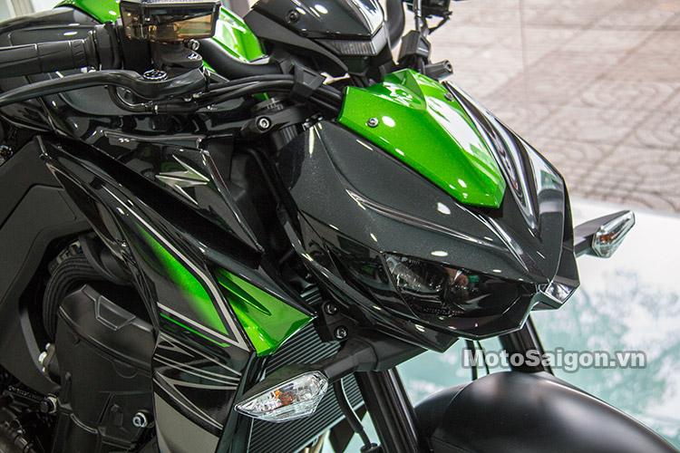 Giá xe Kawasaki 2018 mới nhất hôm nay