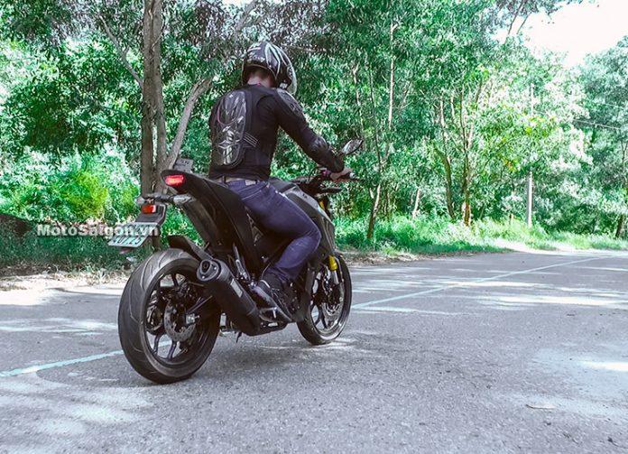 Đánh giá xe Yamaha TFX 150 so sánh với Fz150i sau tour