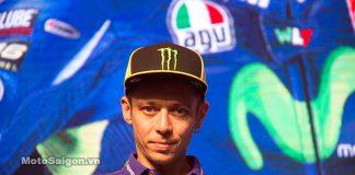 Valentino Rossi sẽ không tham dự giải đua xe ảo MotoGP 2020. (Ảnh: Motosaigon.vn)