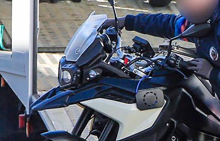 Bmw F900gs 2018 Lộ Ngoại Hinh Khi Chạy Thử Nghiệm Motosaigon