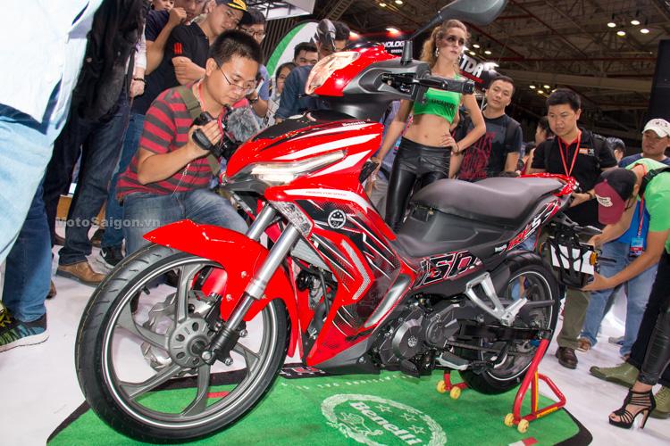 Benelli RFS 150i phiên bản màu đỏ
