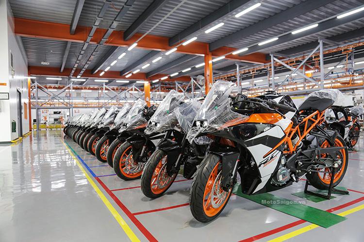 Nhà máy KTM Philippin