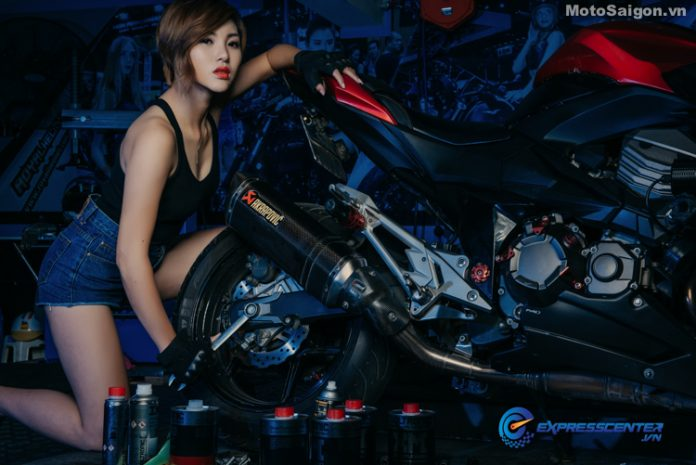 Kawasaki Z800 độ cá tính ! - Motosaigon
