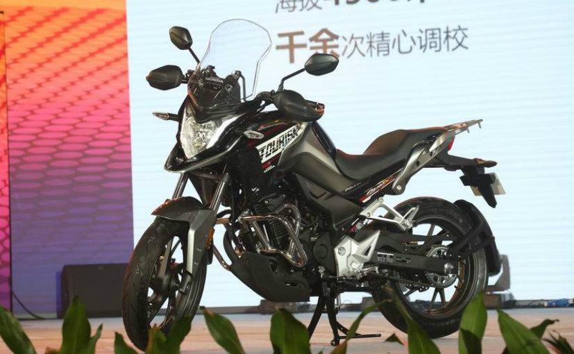 Honda CB190X ra mắt tại Trung Quốc, chưa có giá