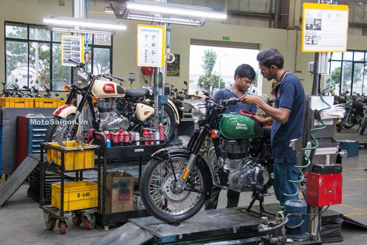 Phân biệt trọng lượng khô và ướt trên xe moto pkl