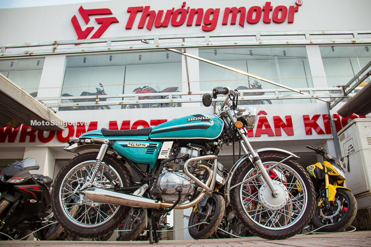 honda cg125 do cafe racer dep motosaigon 1