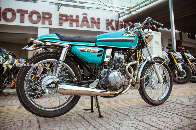honda cg125 do cafe racer dep motosaigon 6