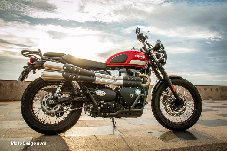Bảng giá xe moto Triumph 2019 mới nhất hôm nay